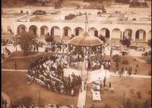 Alamos Plaza antique