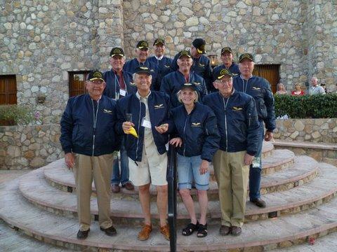 Pilot group foto 2011